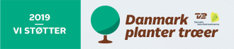 Danmark planter træer
