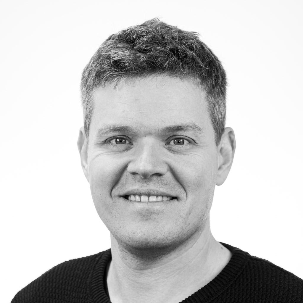 Frank Hansen - it chef