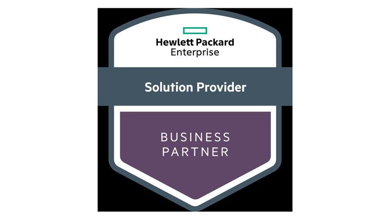 Hewlett Packard Enterprise Business Partner HP